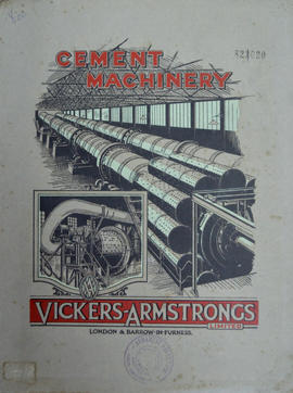 Vickers-Armstrongs Limited - Cement machinery